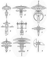 Starbase concepts by Damon1984