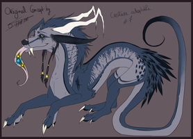 .:Creature adoptable 7:.Close by O-Shana