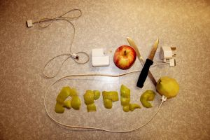I Love Apple by lSpeeDl