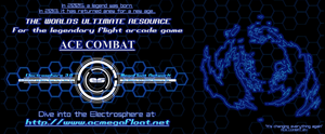 Electrosphere 3.0 Banner by ZFShadowSOLDIER