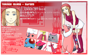 TI: Anne App by maddmouse
