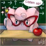 PKMN-Clefairy by Mikoto-chan