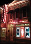 Main Street Window Lights by SpiderSong