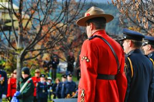 Remembrance Day Ceremony 4 by skip2000