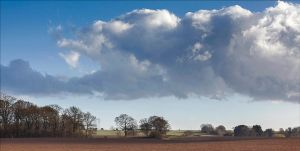 Clouds Over Fields by BFGL