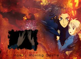 Howl's Moving Castle gif set 2 by BleachOD