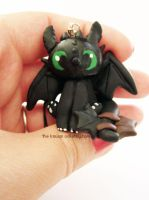 Toothless #4 by Thekawaiiod