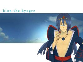 For Michi-chi: Kyogre Gijinka by sheepsgobaaa