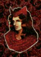 scarlet witch4 by K-OR