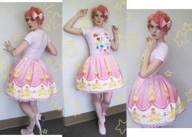 EbC: Star Jar Skirt by SugarSugarHyperLolly