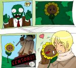 APH: There's a zombie by sw33t-hobbit