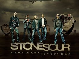 Stone Sour by hellpapers