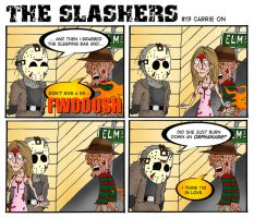 The Slashers 13 by crashdummie