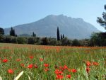 Sainte Victoire Mountain by 3DSud