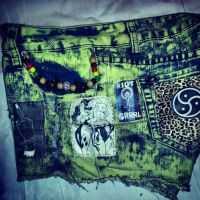 Punk Shorts 2 by Lily-Lithium