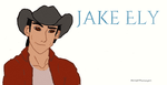 Jake Ely by MidnightMustangArt