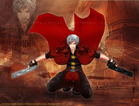 . Devils hunter never cry . by EriDaiho