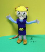 Nick the Bendable Figure by MeMiMouse