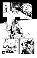 Undertow #5 / The Forgetting pt.4 / Page 4 by ADAMshoots