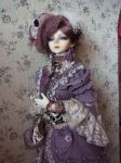 Madame Monas new Opera Diva dress 05 by aloiVViola