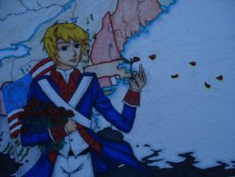 American revolution by Lilithart13