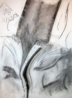 Charcoal Abstract 07 by guardian-of-moon