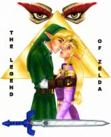 The Legend of Zelda by xx--ingie--xx