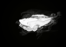 Ghost Car by TheDonCorelon