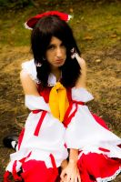 Defeated Reimu 6 - Meeeeh, I lost... by simakai