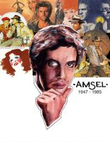 Richard Amsel Tribute by smjblessing