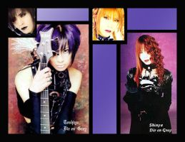 Dir en Grey desktop by Kaita-TheDark-
