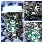 Starbucks Cup Doodle #5 by isnani