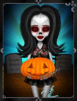 Halloween Doll by Cuervex