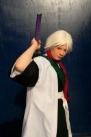 Don't mess with Toshiro by wolf-speaker9