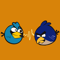 UAAP Angry Birds by nicollearl