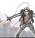 KYLO REN: Rock-a-Billy gif LIGHTSABER by Dogsfather