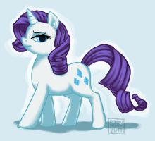 Rarity by Strange-ThingsHappen