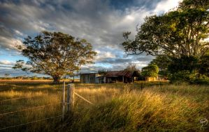 Abandoned House by MattTuffieldPhotos