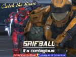 New Grifball Logo - Submission by Resistance-Of-Faith
