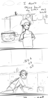 I don't enjoy cleaning by LiterallyAcorns