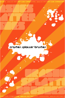 Crash's Splatter Brushes by crashcars