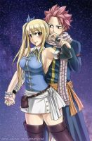Nalu - My most Precious Star by Arya-Aiedail