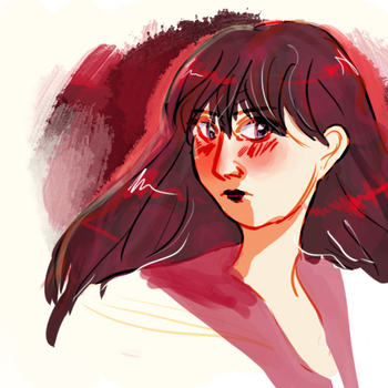 Sailor Mars by SachimiChan