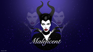 Maleficent by KarimGFX