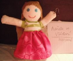 Adrielle doll by Amazinadrielle