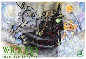 wicked-together forever by mizuai