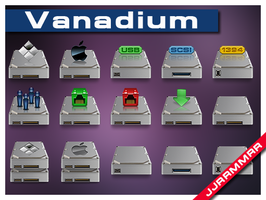 vanadium HD pack by jjrrmmrr
