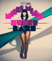Nicki Minaj by sweetdisneystar
