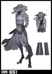 [HN-651] Lady Grey by Zaeta-K