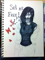 2009 Set Me Free by PartlyWrong